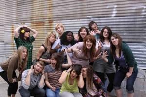 Jovenes Grupo